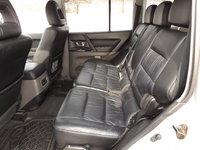 Picture of 2003 Mitsubishi Montero 20th Anniversary Edition 4WD, interior