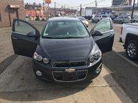 Picture of 2015 Chevrolet Sonic LTZ