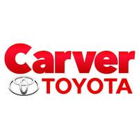 Carver Toyota logo