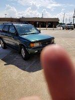 Picture of 1998 Honda Passport 4 Dr EX 4WD SUV, exterior