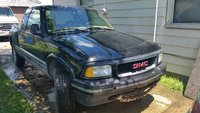 Picture of 1997 GMC Sonoma 2 Dr SL 4WD Standard Cab SB, exterior, gallery_worthy