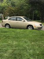 Picture of 2006 Kia Optima LX, exterior