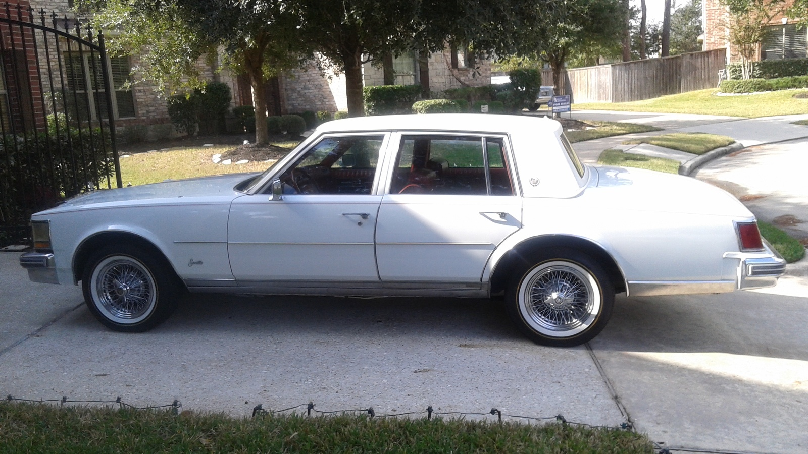 1977 Cadillac Seville Overview Cargurus