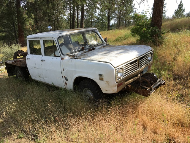 Picture of 1973 International Harvester Travelall