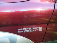 Picture of 1999 Mitsubishi Montero Sport 4 Dr XLS SUV, exterior, gallery_worthy
