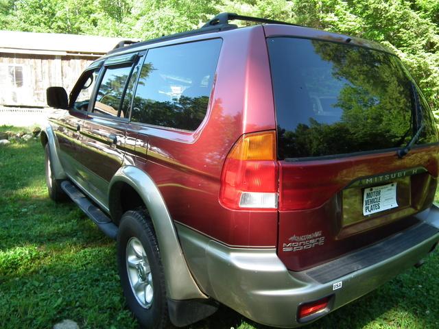 Picture of 1999 Mitsubishi Montero Sport 4 Dr XLS SUV