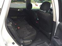 Picture of 2015 Nissan Pathfinder SV, interior
