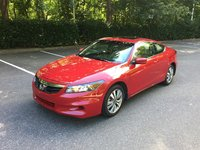 2012 Honda Accord Coupe Overview