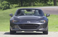 2017 Mazda MX-5 Miata, Exterior of the 2017 Mazda Miata RF, gallery_worthy