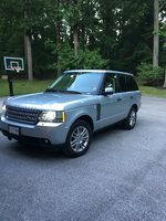 Picture of 2010 Land Rover Range Rover HSE