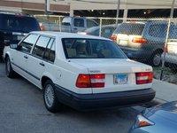 Picture of 1993 Volvo 940 Sedan, exterior