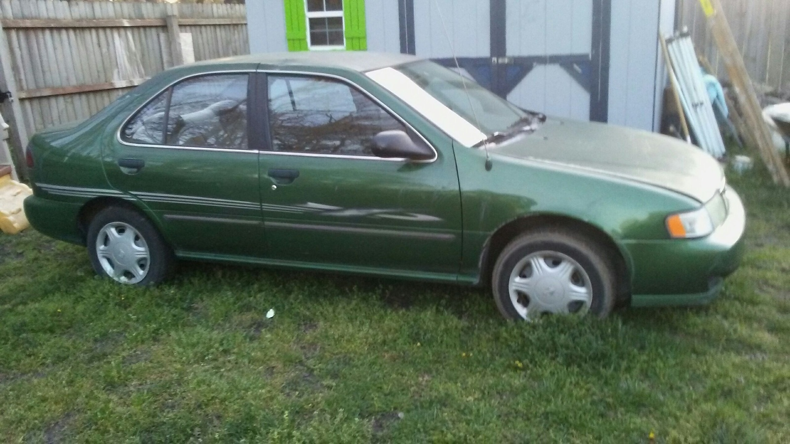 Nissan Sentra Questions - I posted my car for sale, how do i find it ...