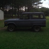 Picture of 1977 Ford Bronco, exterior, gallery_worthy