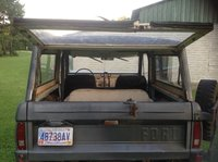 Picture of 1977 Ford Bronco, interior, gallery_worthy