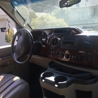 Picture of 2013 Ford E-Series Wagon E-250, interior