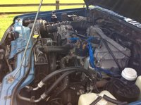 Picture of 1990 Mitsubishi Montero Base 4WD, engine, gallery_worthy