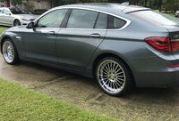 Picture of 2012 BMW 5 Series Gran Turismo 550i xDrive, exterior, gallery_worthy