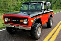 1972 Ford Bronco Picture Gallery