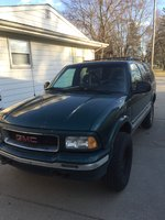 Picture of 1996 GMC Jimmy 4 Dr SLT SUV, exterior