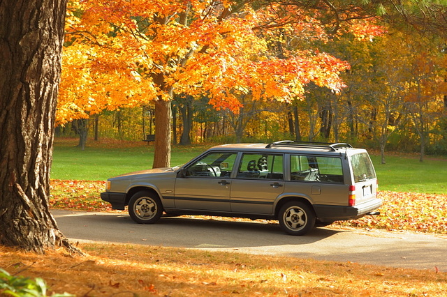 Picture of 1991 Volvo 740 Turbo Wagon