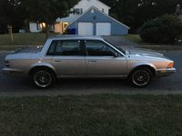 Picture of 1987 Buick Century Limited Sedan FWD, exterior, gallery_worthy
