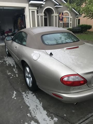 Picture of 1998 Jaguar XK-Series XK8 Convertible