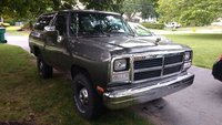 Picture of 1991 Dodge Ramcharger 150 S 4WD, exterior, gallery_worthy