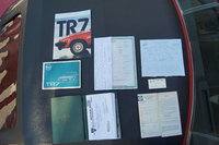 Picture of 1981 Triumph TR7, interior, gallery_worthy