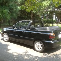 Picture of 1998 Volkswagen Cabrio 2 Dr GLS Convertible, exterior
