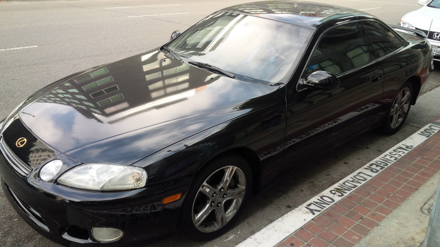 Picture of 1997 Lexus SC 400 Base