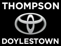 Thompson Toyota logo