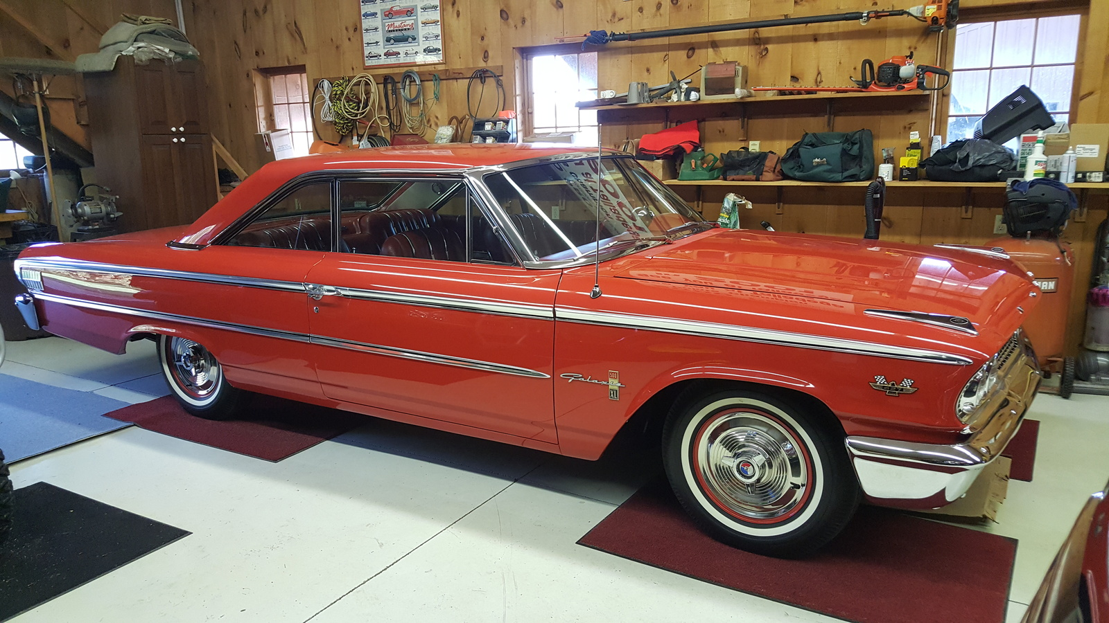 1963 ford galaxie overview cargurus