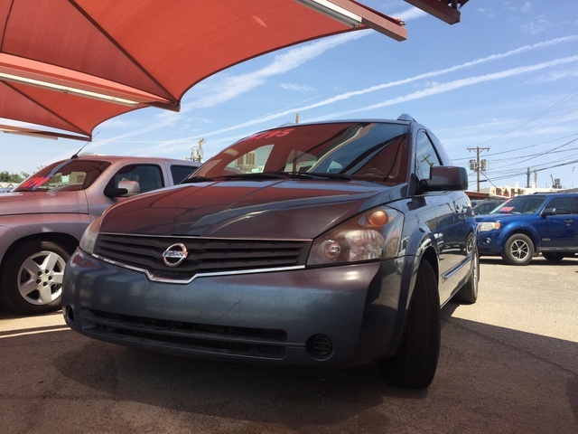 Picture of 2009 Nissan Quest 3.5 S
