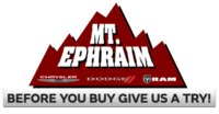 Mt. Ephraim Chrysler Dodge Ram logo