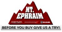 Mt. Ephraim Chrysler Dodge Ram logo