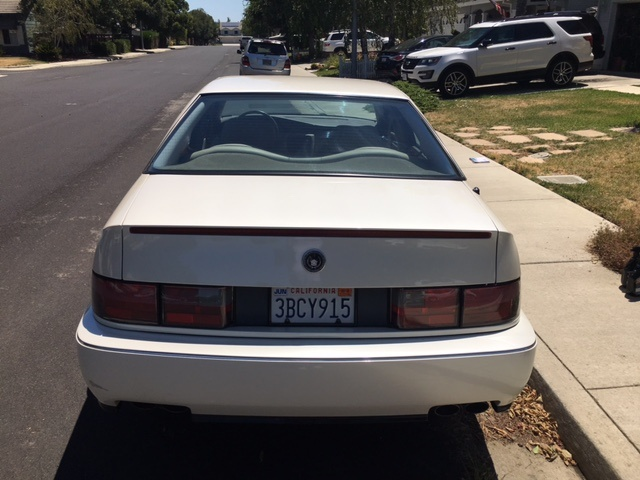 Picture of 1992 Cadillac Seville STS