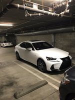 Picture of 2017 Lexus IS 200t F SPORT, exterior