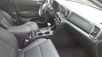 Picture of 2017 Kia Sportage SX Turbo, interior