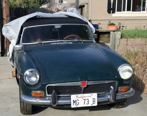 Picture of 1973 MG MGB
