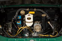 Picture of 1969 Porsche 912, engine