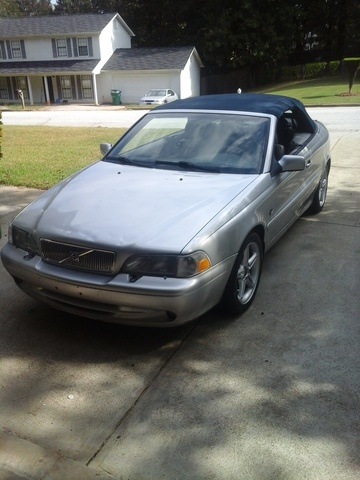 Picture of 2002 Volvo C70 LT Turbo Convertible, exterior