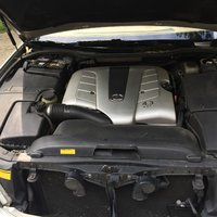 Picture of 2002 Lexus LS 430 RWD, engine, gallery_worthy