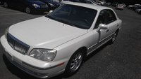 Picture of 2005 Hyundai XG350 4 Dr STD Sedan, exterior
