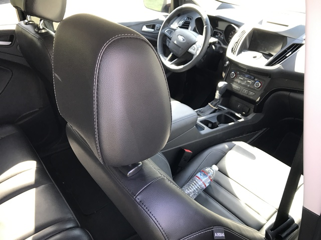 Picture of 2017 Ford Escape Titanium FWD, interior, gallery_worthy