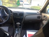 Picture Of 2001 Nissan Sentra, Interior, Gallery_worthy