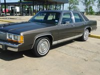 Picture of 1988 Ford LTD Crown Victoria 4 Dr Sedan, exterior, gallery_worthy