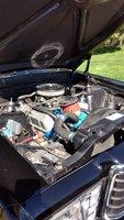 Picture of 1975 Ford Granada, engine