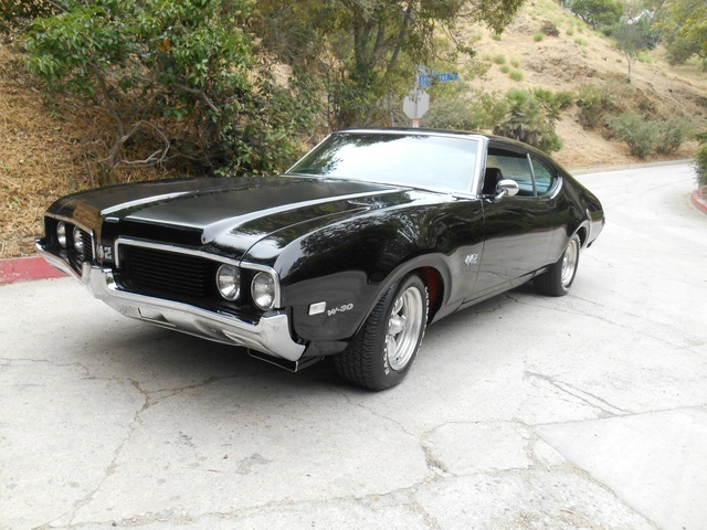 Picture of 1969 Oldsmobile 442