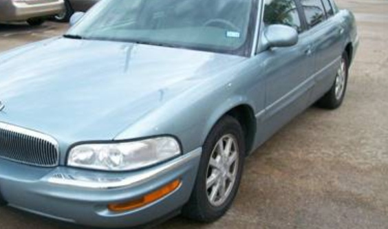 Picture of 2004 Buick Park Avenue Base