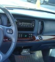 Picture of 2004 Buick Park Avenue Base, interior